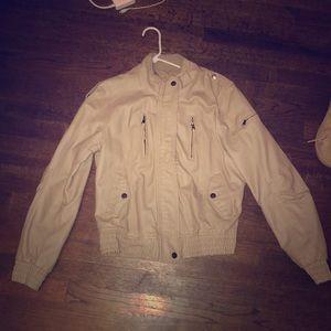 Beautiful beige Charlotte Russe jacket